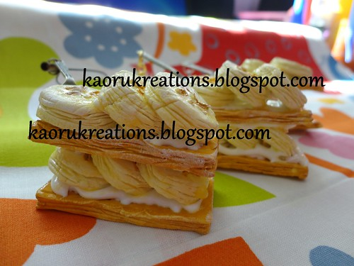 Banana Mille-Feuille