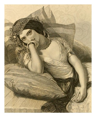 001-Zuleika-The Byron and Moore gallery a series of characteristic illustrations..1871