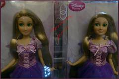 SAME SAME BUT DIFFERENT... RAPUNZEL DOLLS (serenity jenny) Tags: face store doll dolls different disney rapunzel tangled