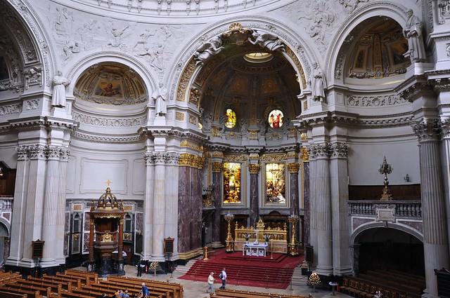 柏林大教堂 Berilner Dom
