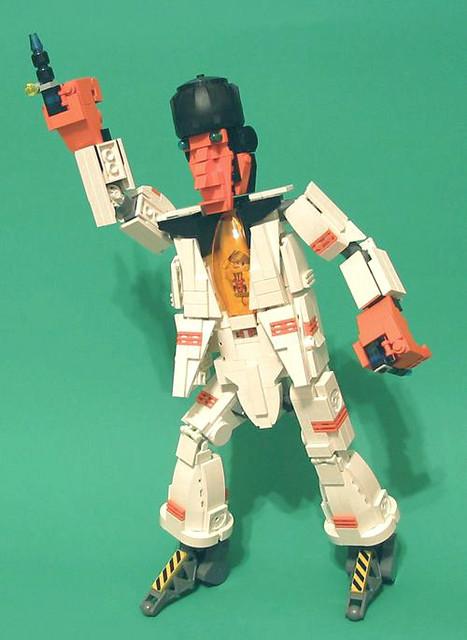 Disco Robot 01