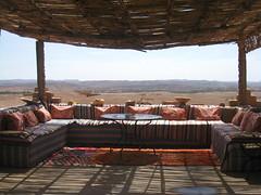 cosy corner with fantastic view on Skoura oasis (Kristel Van Loock) Tags: view morocco maroc vista marocco marokko skoura lemaroc southernmorocco zuidmarokko maroccodelsud