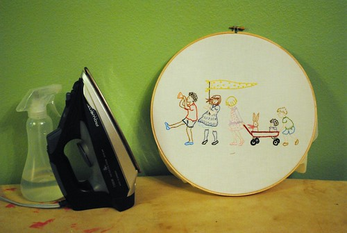 On Parade Embroidery