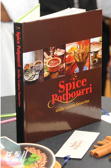 Spice 'Potpurri' Cookbook