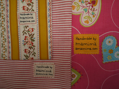 Mamima Drawstring Bags by mamima project