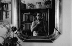 Un'altro self (Guess85) Tags: bw italy white black analog portraits diy nikon italia kodak tmax 11 bn tuscany toscana 35 3200 fm bianco ritratto nero canoscan f28 arezzo xtol valdarno analogico bucine 8800f 35mmf28ais
