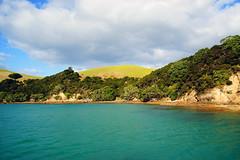 DSC01581 (Jessie K Smith) Tags: ocean trip newzealand vacation sky holiday nature beautiful landscape islands bay scenery tour dolphin dolphins nz maori bayofislands kiwi pahia