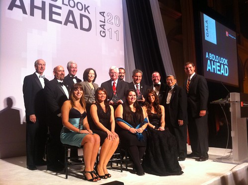 TWC Host Committee members, Honorees, and interns
