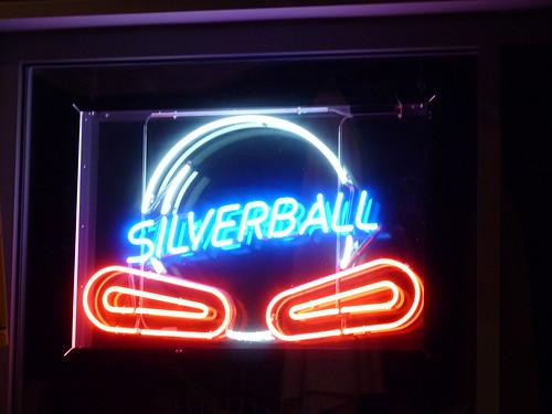 Silver Ball Pinball Museum