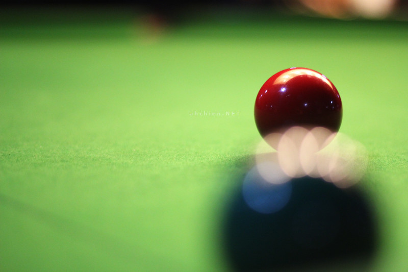 Pacific Megamall : Snooker
