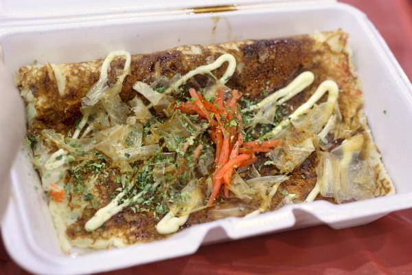 JapanFest, Okonomiyaki