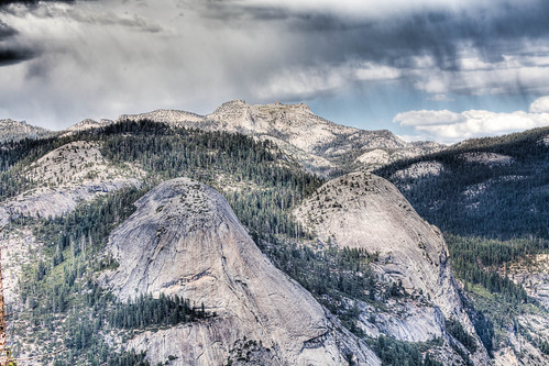 Glacial Domes