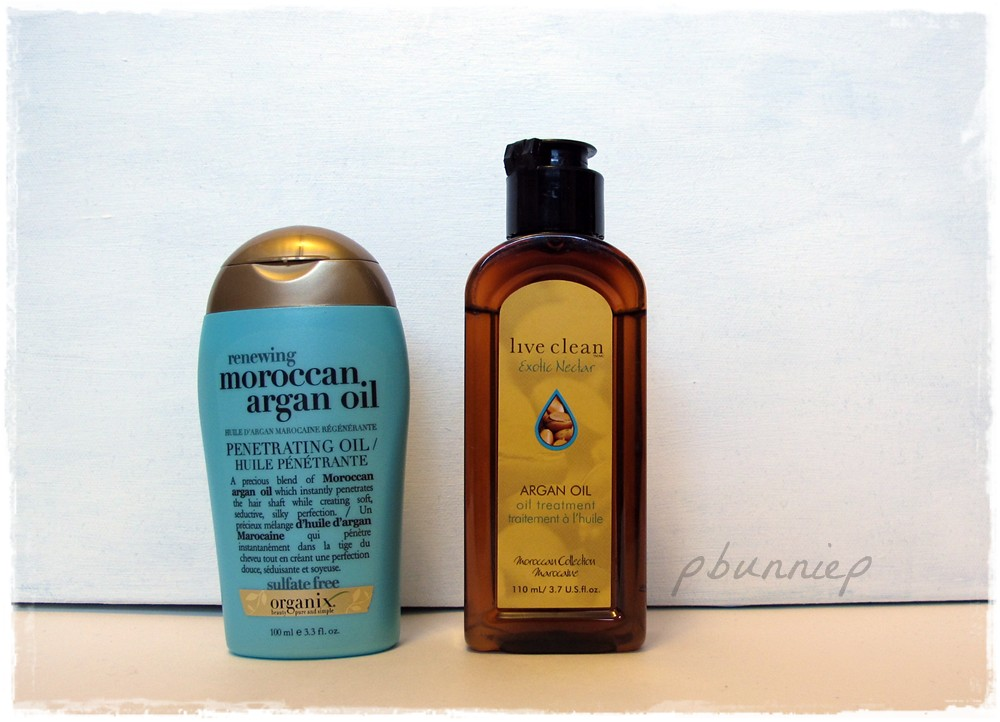 Hair Tretments-Argan Oil