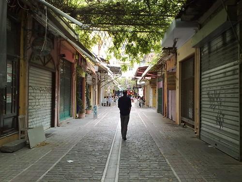 Per le vie di Salonicco by durishti