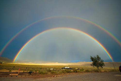 Epic Double Rainbow