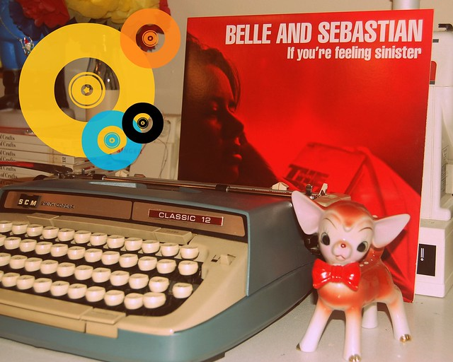 vinyl monday: belle and sebastian.