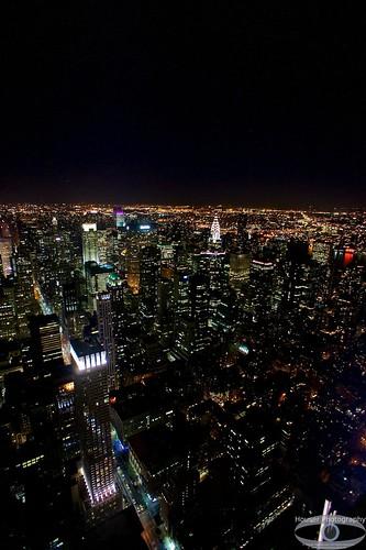 Empire State @ Night 2803