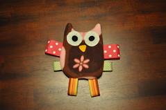 Taggie Owl