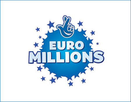 Couple win £101 million in EUROMILLION