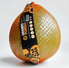 lichtgroene pomelo