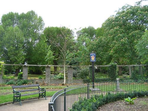 Coronation Gardens, Leyton