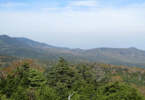 雨池と北横岳方面 2011年10月11日1054 by Poran111