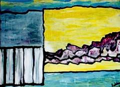 zittern wie tiere vor dem sturm (Natalie Vogel Malerei) Tags: meer wasser kunst hamburg zürich bilder acryl malen malerei zeichnen ölbild ölbilder natalievogel