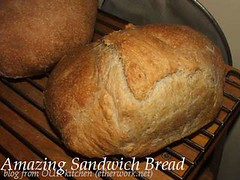 Amazing Sandwich Bread