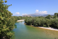 02 (messos80) Tags: bridge river greece arta   arachthos