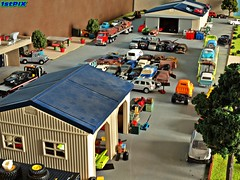 Junkyard Diorama (Phil's 1stPix) Tags: hot abandoned junk rust crash garage lot olympus hobby racing malibu replica international hotwheels johnny shelby greenlight junkyard collectible wreck diorama collectibles champions e600 scalemodel diecast salvageyard revell junkcar firstgear johnnylightning diecastcar diecastmodel autosalvage diecastcollection 164scale matchboxdiecast diecastcollectible 164diecast diecastvehicle 1stpix hotwheelsdiecast maistodiecast greenlightdiecast firstresponsereplicas diecastdiorama 164truck 164vehicle towtruckdiecast 164scalediecast 164diorama 164car junkyarddiorama 164automobile diecastwrecker speccastertl autosalvageheaven diecastjunkyard