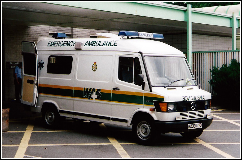 Westcountry Ambulance M239UYD