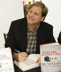 Eric Schwartzman Book Signing at Social Media Week L.A.