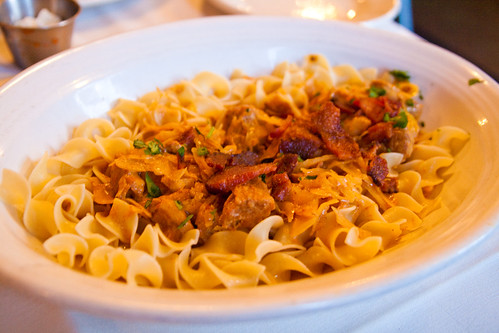 Szekely Goulash at Gypsy Cafe