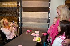 _MG_4942 (shutterbloom) Tags: people food kids book store event roomandboard pinkalicious yuliamikhalchuk brandlinkdc