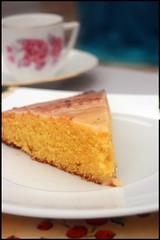Gâteau à la polenta et citron
