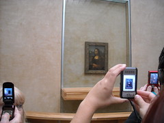 Mona Lisa Camera Phones2