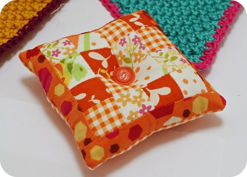 PIF pin cushion