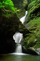 St. Nectan's Glen Waterfalls, Cornwall, UK | A...