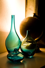 Vase (Nick Mulcock) Tags: life old shadow stilllife ikea home still globe shiny shadows dramatic vase nautical greeen vases oldglobe ikeavase ikeavases flickraward bronzeglobe nauticalglobe