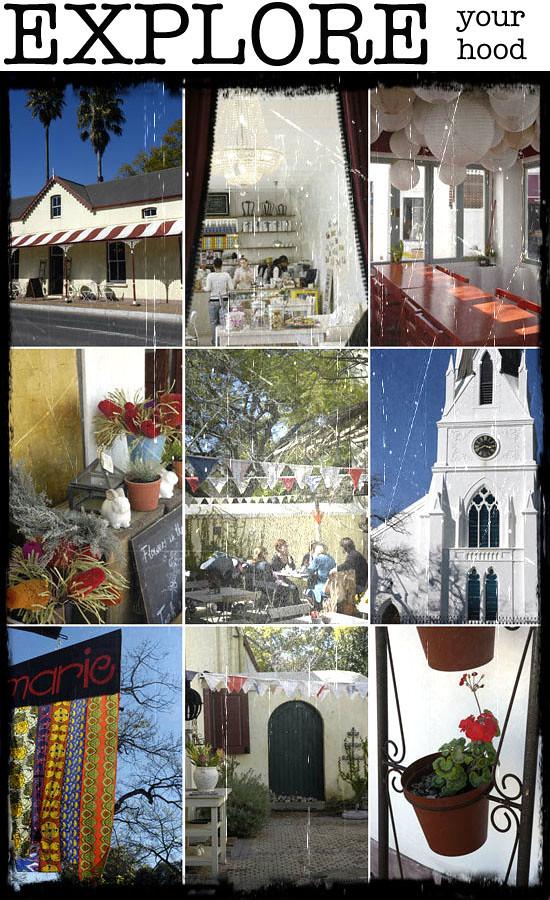 Stellenbosch explore