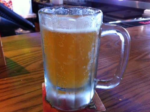 Blue Moon Draft @Chili's