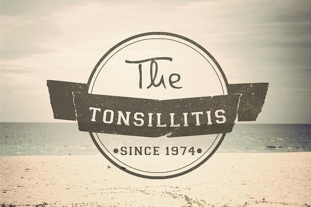 Tonsillitis w/bg