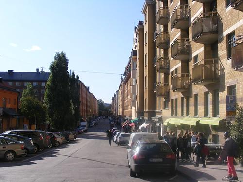 Cafeterías, boutiques y tiendas de ropa en Södermalm