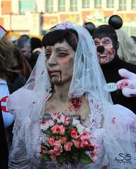 Zombie Bride (scottnj) Tags: bride blood zombie asburypark nj gore boardwalk undead zombies weddinggown zombiewalk zombiemarch zombiebride scottnj zombiephotos asburyparkzombiewalk zombiephoto zombiephotography zombiephotographs