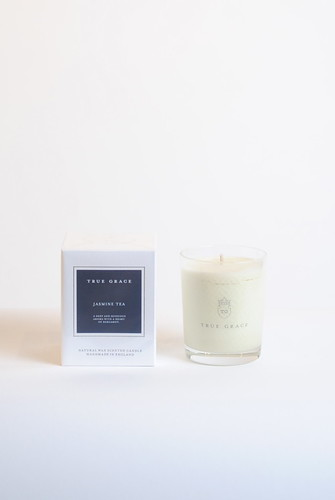 """Jasmine Tea"" Village Classic Candle"