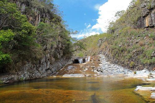 Cachoeira no Paraíso Perdido