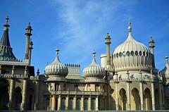 Brighton   |   Royal Pavilion (JB_1984) Tags: uk england brighton unitedkingdom minaret palace dome pavilion eastsussex regency royalpavilion princeregent kinggeorgeiv brightonandhove