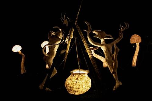 Dancing demons by Mark Heine Photos