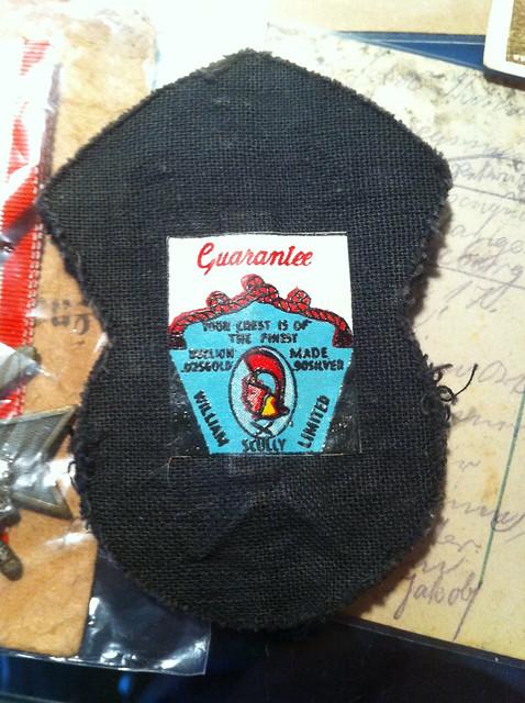 Beautiful but unidentified RCN hat badge (?) 6287136122_8dc70d29c4_z