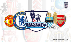 FM 2012 Premier League Logos